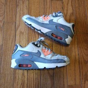 Nike Air Max 90 Size 3.5Y